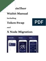 Vechainthor Wallet Manual en v1.0
