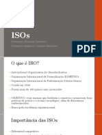 Aula de ISOs