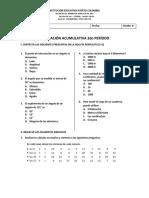 Recuperacion Acumulativa 2do Per 6to