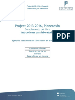 Project 2013 2016 Plan Instrucciones Labs