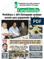 Jornal Guia Carapicuíba - Ed. 30 - 2ª Quinzena de Setembro de 2010