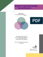 Disseminating nursing knowledge.pdf