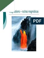 Magmatismo e28093 Rochas Magmaticas