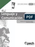 Guia LC-13 Funciones