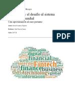 Las fintech y el desafío al sistema financiero mundial