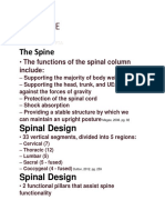 The Spine English