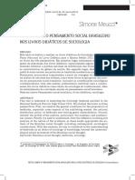 Notas Sobre Os Livros Didaticos de Sociologia 70-98-3-PB