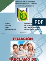 FILIACION DIAPOS