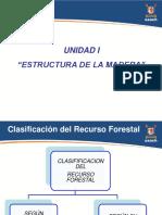 Estructura de La Madera Usach