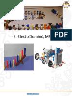 Proyecto  4° efecto domino