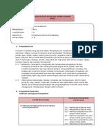 Rpp Model Untuk Pelatihan Revisi Ismun