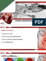 RCP Reanimacion cardiopulmonar