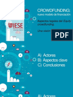 IESE, equity crowdfunding