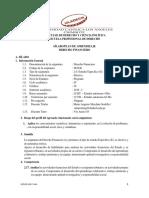 Spa Derecho Financiero - 2018-i