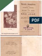 Pe. Eusébio Sacristán Villanueva - Devoto Josephino