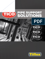 TICO Pipe Supports