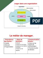 Role Du Manager Dans l Organisation Publique