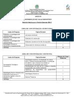 Anexo B Área de Concentração Linha de Pesquisa Tópico 2018 2