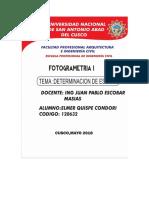 fotogrametria - escala elmer quispe condori.docx