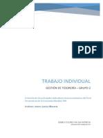 Trabajo Individual - Gestion de Tesoreria - Paola Ramos