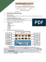 1)Medidas de Seguridad y Materiales de Laboratorio