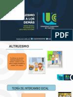 Altruismo Ayudar a Los Demas .Expo.