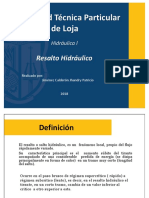 Jimenez Jhandry Proyecto Resalto HIdraulico