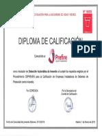 Cepreven-DeteccionAutomaticaIncendioscertificado