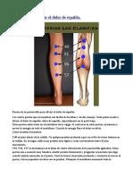 4 Puntos para aliviar el dolor de espalda. .doc