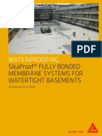 SikaProof a Brochure