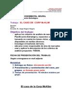 Caso Corp McKlim Formato Word