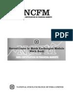 NCFM Surveillance Module