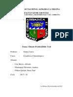 Informe 3 - Análisis de Componentes Principales utilizando el programa CPT
