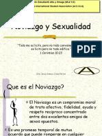 Noviazgo y Sexualidad