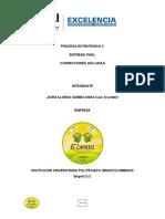 Proceso Estrategico II - Entrega Final