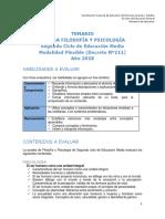Temario Filosofia y Psicologia Cm2 Mf 2018