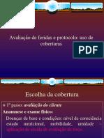 Avaliação de Feridas e Protocolo_ Uso de Coberturas