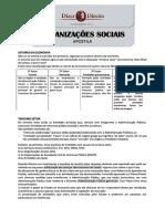 Resumo Organizaoes Sociais Dir Admpdf