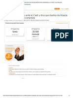 Gobierno se defiende ante el Ciadi y dice que dueños de Alsacia sobreendeudaron a la empresa - Diario Financiero