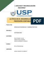 ÉTICA EN EL DESARROLLO DE LA PROFESIÓN CONTABLE  (2)