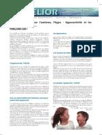 Hyperactivite Brochure