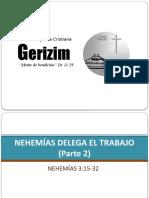 5_nehemías Delega El Trabajo