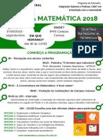 Folder_dia Da Matemática 2018_programação