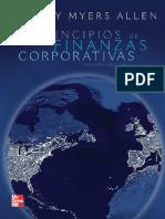 Finanzas Corporativas, Brealey y Myers, 2010