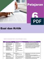 BAB 6 Bahasa Indonesia XII Semester 2