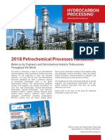 2018 Petrochemical Processes Handbook