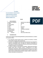 Sílabo Derecho Civil III CGT (7 Semanas) 2015