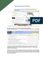 Panduan Operator Verifikasi Ppdb Online