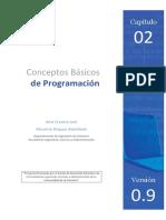 Capitulo2-Conceptos Basicos de Programacion