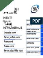 FR-A8AL Instruction Manual